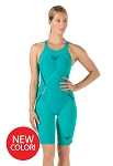 Speedo Women's LZR Racer X Open Back Kneeskin 2 NEW COLORS!