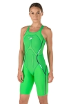 Speedo Women's LZR Racer X Closed Back Kneeskin 2 New Colors!