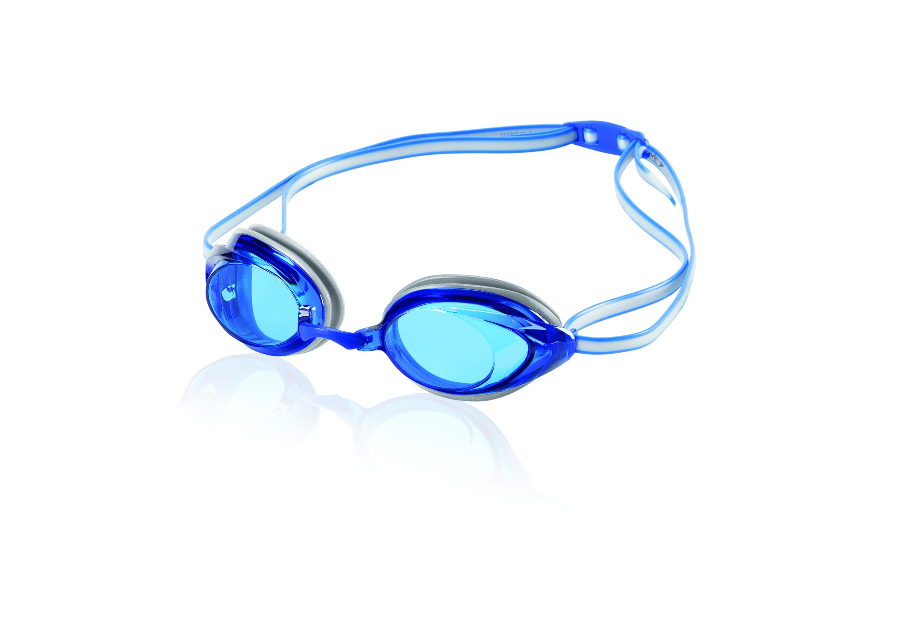 how to wear speedo vanquisher goggles