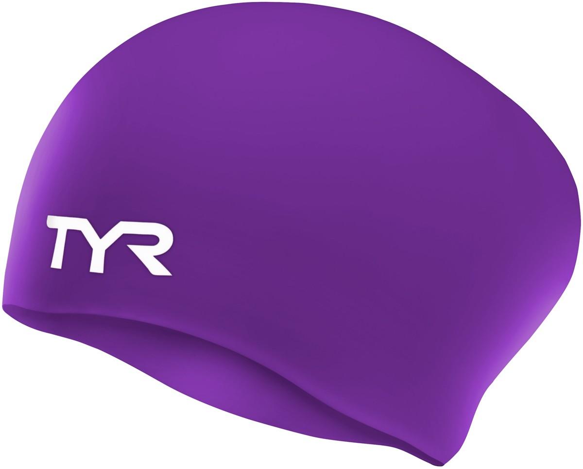 Swim Hat TYR Wrinkle Free Silicone Swimming Cap