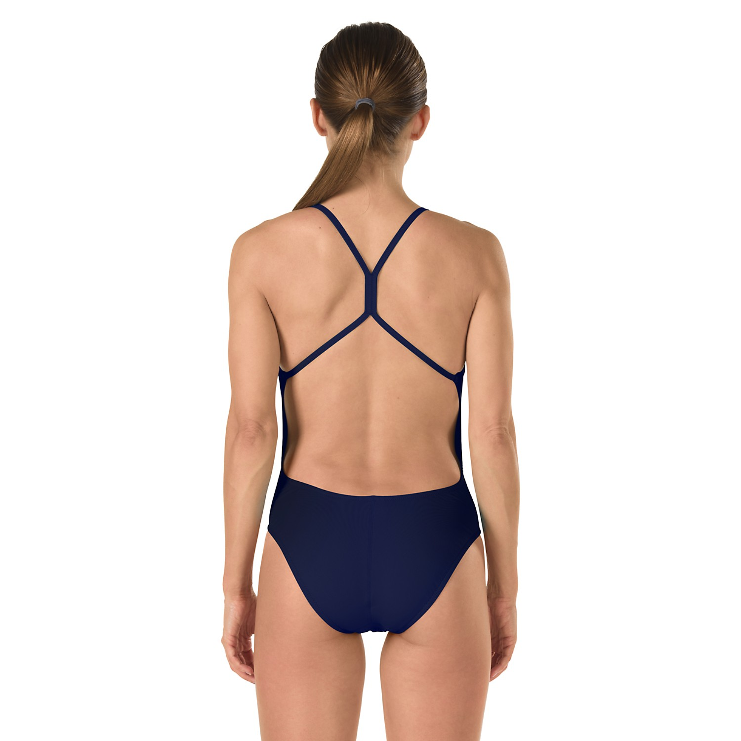 f18abc7dae Speedo The One Back Solid