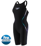 Speedo Women's LZR Racer X Open Back Kneeskin