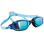 Michael Phelps XCEED Titanium Mirror Goggle