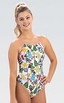 Dolfin Uglies Women's Holiday Cheer V-2 Back One Piece