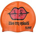 Kiss My Splash Silicone Cap (3 colors)