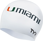 TYR University of Miami Cap