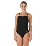 Speedo The One Back Solid - Black