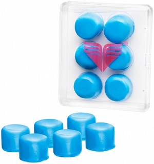 TYR Youth Multi Silicone Ear Plugs