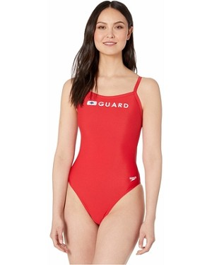 Speedo Guard Flyback - Speedo Red