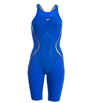 Speedo Women's LZR X Open Back Kneeskin