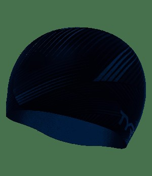 TYR Graphic Silicone Cap - Third Dimension